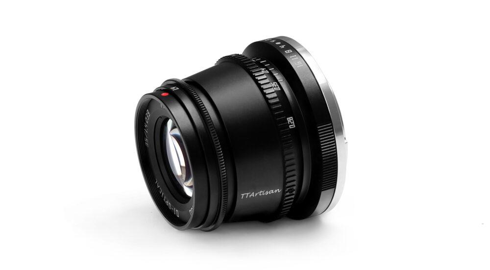 銘匠光学 TTArtisan 35mm f/1.4 Cの画像