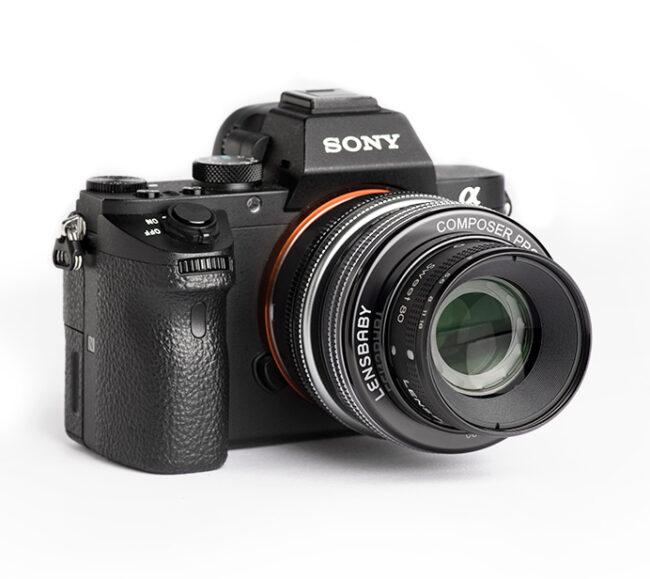 Lensbaby コンポーザープロII W/スウィート80