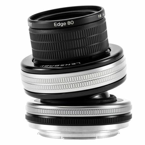 Lensbaby コンポーザープロII W/エッジ80の画像