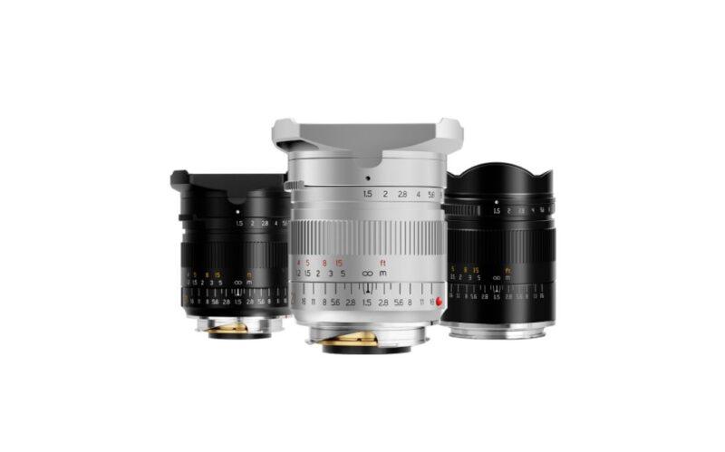 銘匠光学 TTArtisan 21mm f/1.5 ASPHの画像