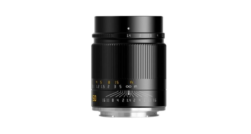 TTArtisan 50mm f/1.4 ASPHの画像