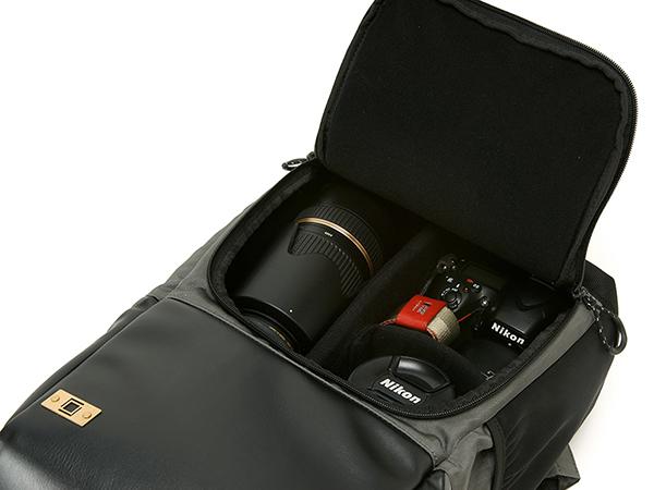 ARTISAN&ARTIST Basalt Backpack ACAM-BS0001
