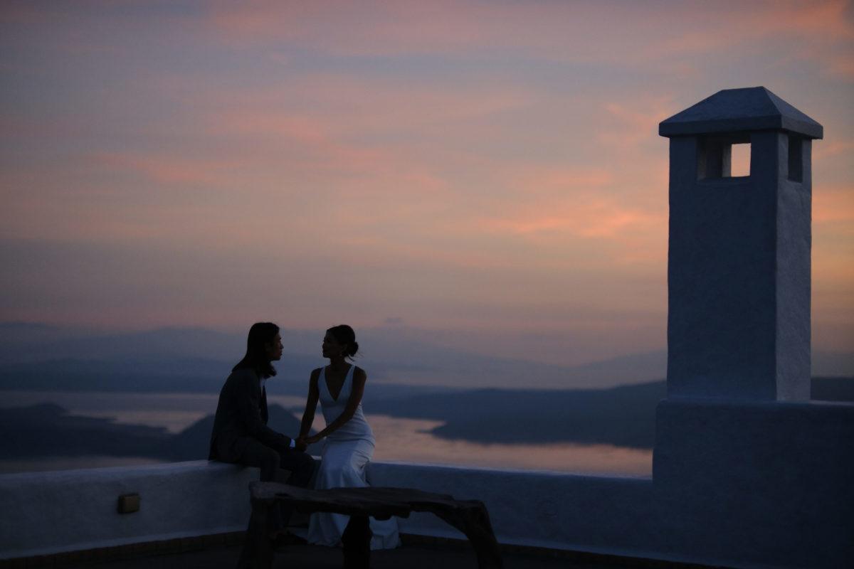 FUJIFILM X-S10で撮影した夕暮れの写真