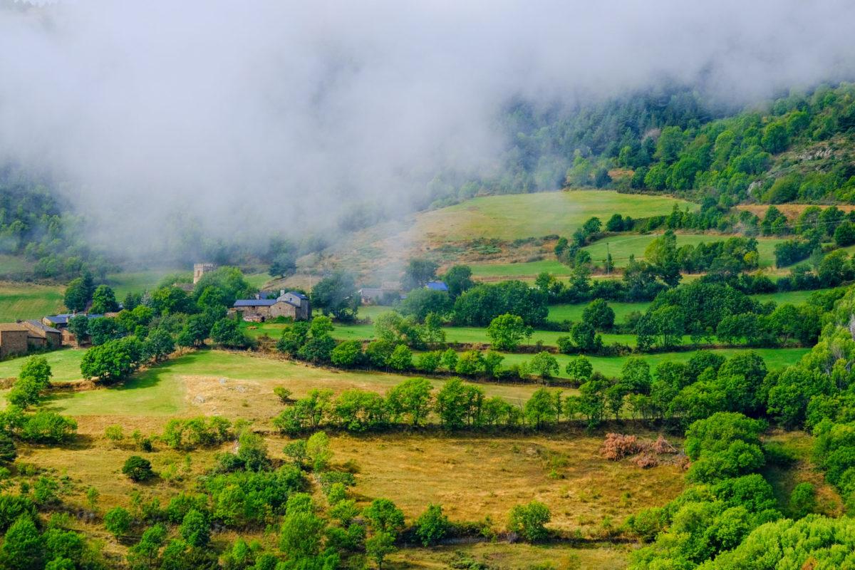FUJIFILM X-S10で撮影した田舎風景の写真