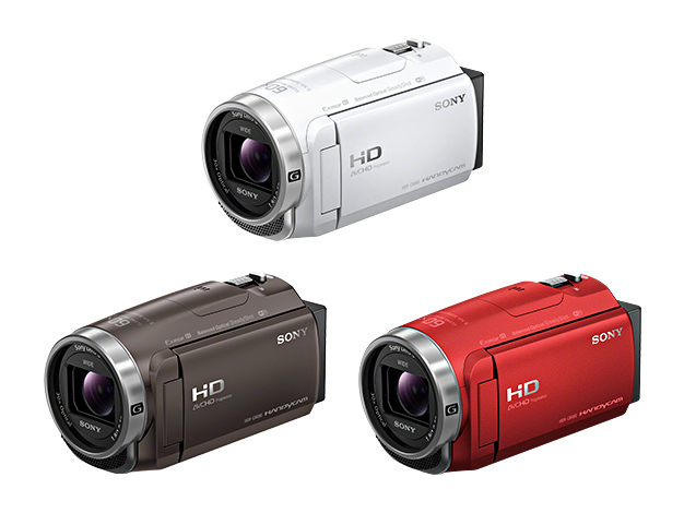 SONY HDR-CX680の画像
