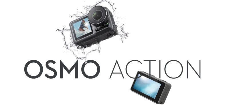 DJI OSMO Action OSMACTの画像