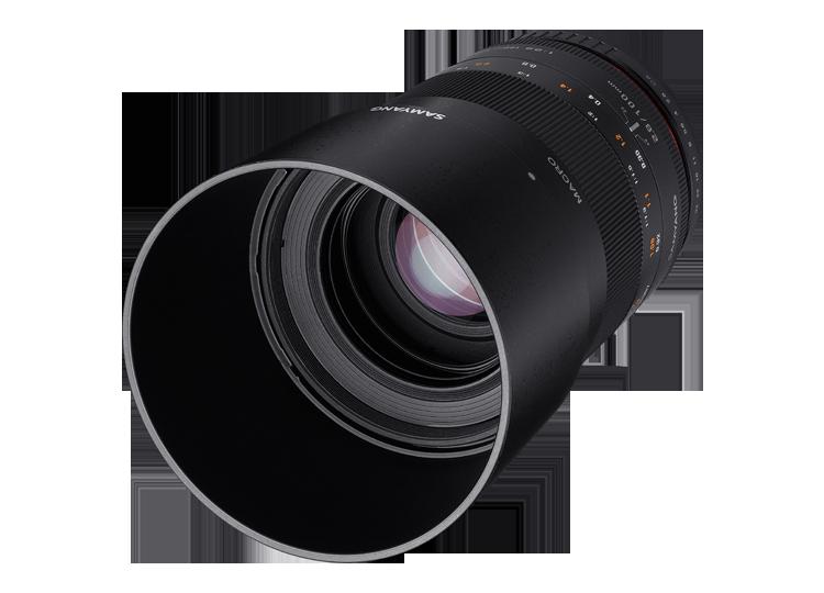 サムヤン100mm F2.8 ED UMC MACROの写真