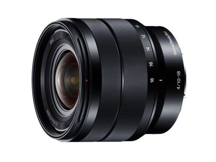 SONY E 10-18mm F4 OSS SEL1018の写真