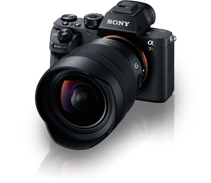 SONY FE 12-24mm F4 G SEL1224Gの写真