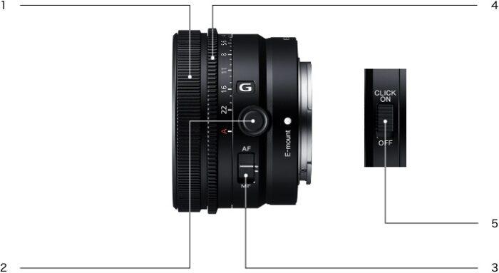 FE 24mm F2.8 Gの画像