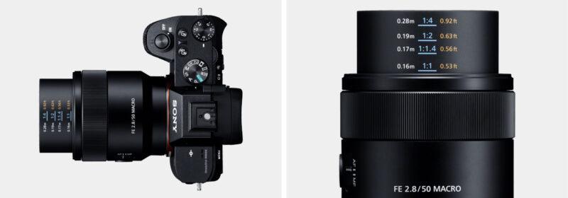 SONY FE 50mm F2.8 Macro SEL50M28の写真