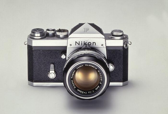 ニコンFの写真