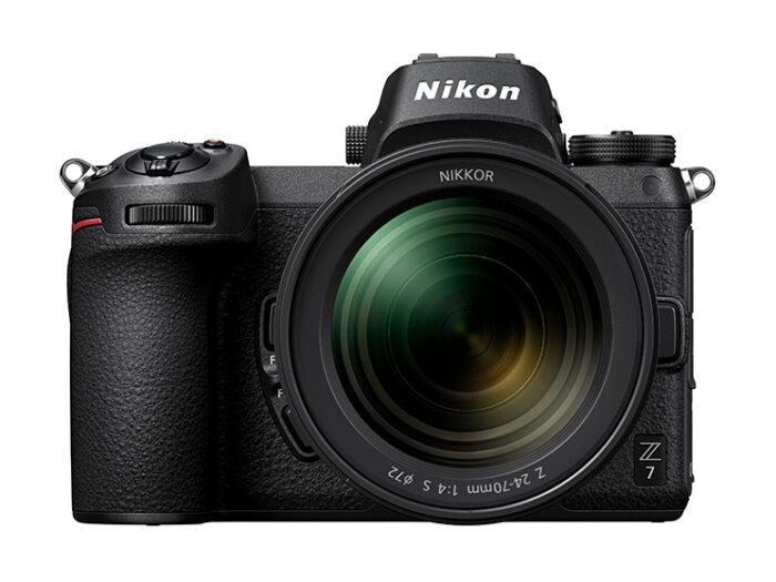 Nikon Z7の写真