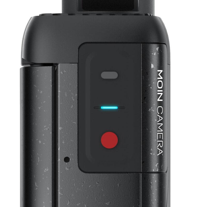 MOZA MOIN Cameraのボタン