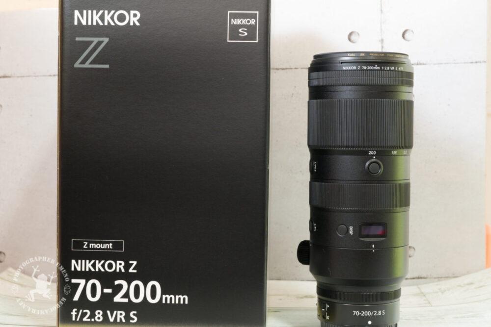 NIKKOR Z 70-200mm f/2.8 VR Sの画像