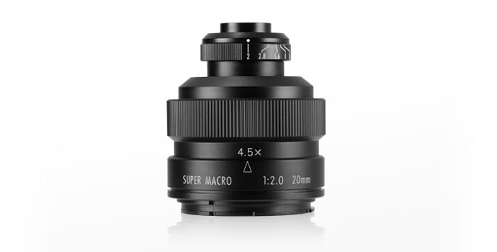 FREEWALKER 20mm F2.0 SUPER MACRO 4-4.5:1の画像