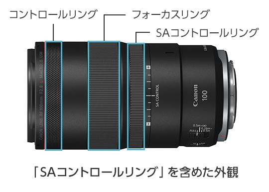 RF100mm F2.8 L MACRO IS USMの画像
