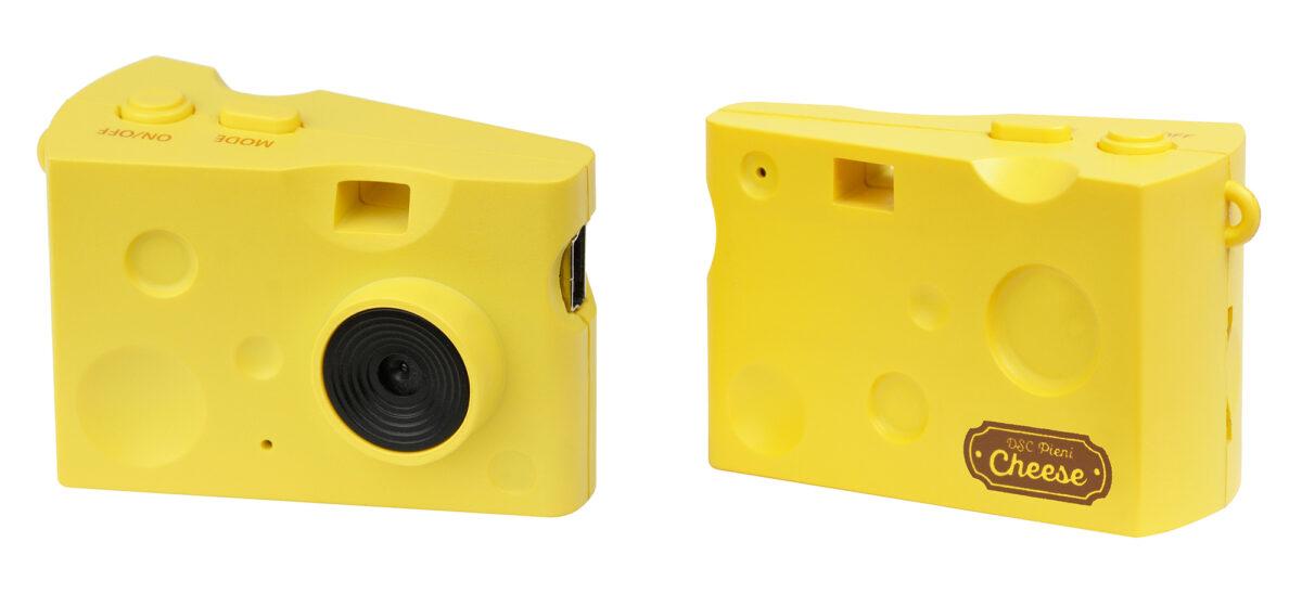 トイカメラ DSC Pieni Cheese